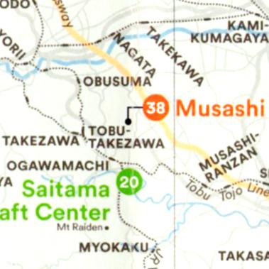 TimeOut Tokyo (タイムアウト トウキョウ)の埼玉特集で武蔵ワイナリーが紹介されました